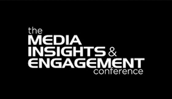 Photo: Media Insights & Engagement Conference
